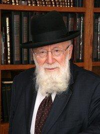 Rabbi Gedalia Dov Schwartz