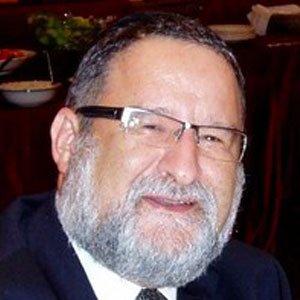 Rabbi Martin Van den Bergh