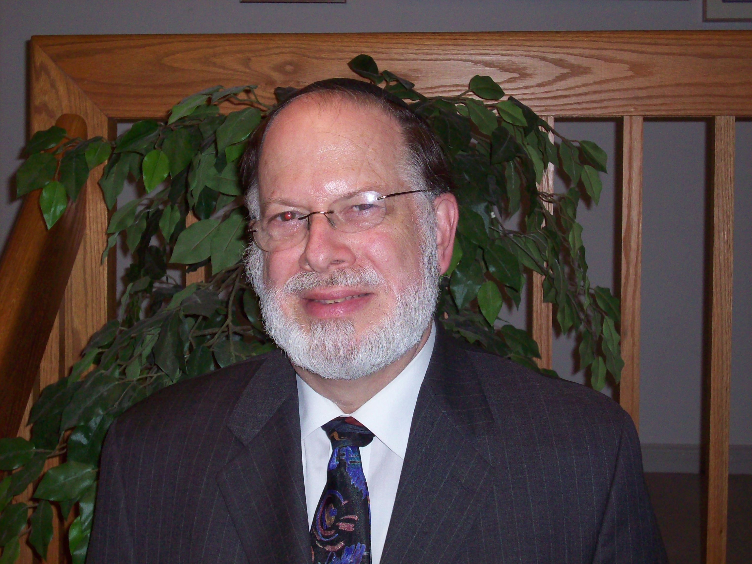 Rabbi Ronnie Warburg
