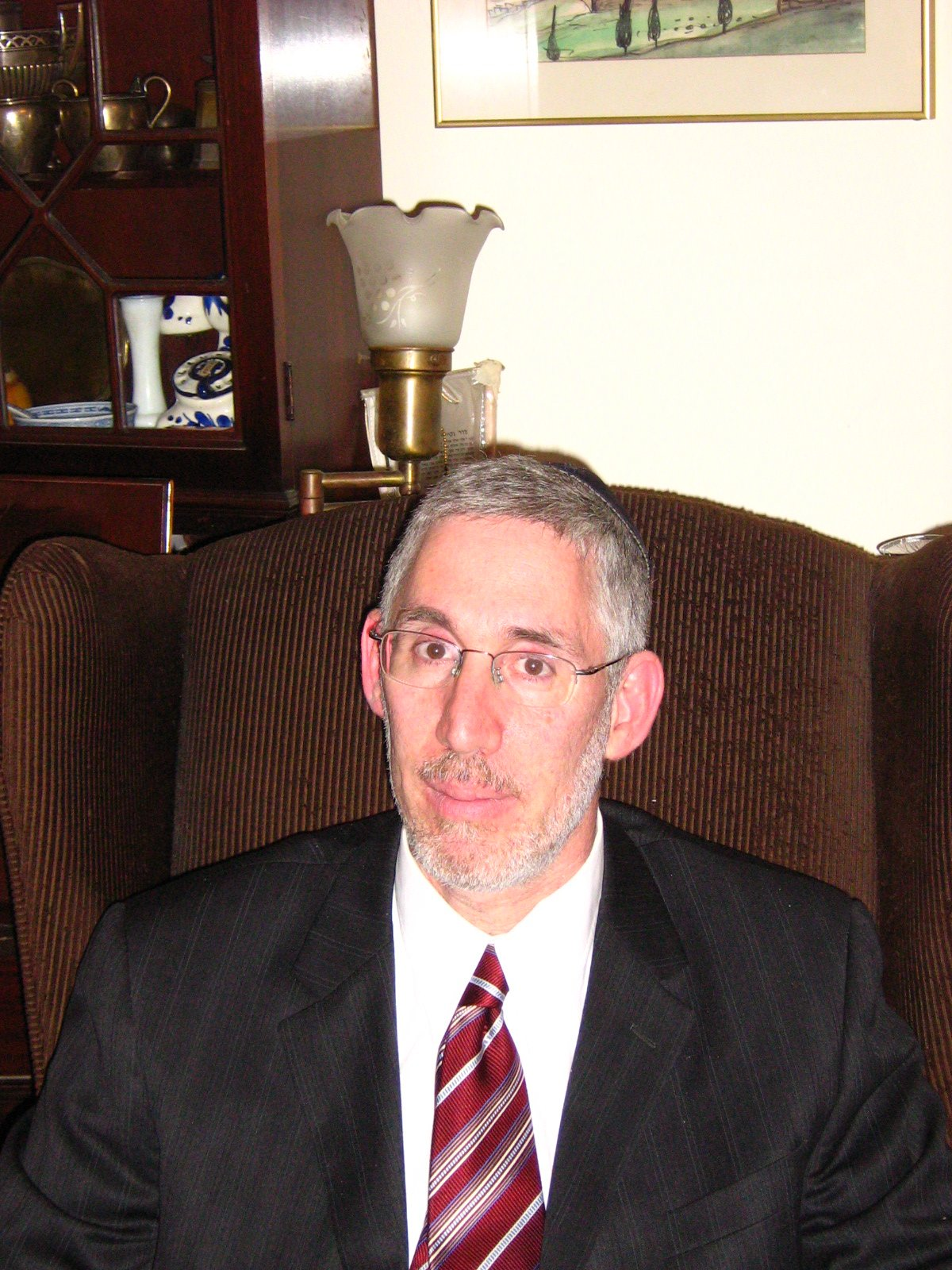Rabbi Michael Wolff